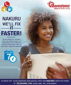 Nakuru point