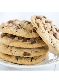 Chew Chocolate Chip Cookies