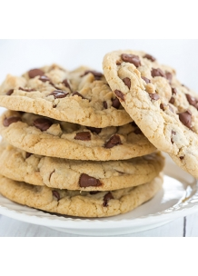 Chew Chocolate Chip Cookies