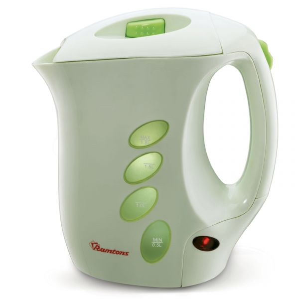 Corded Electric Kettle 1 8 Liters Rm 115 Ramtons