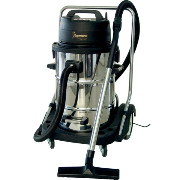 Wet And Dry Industrial Vacuum Cleaner Rm 166 Ramtons