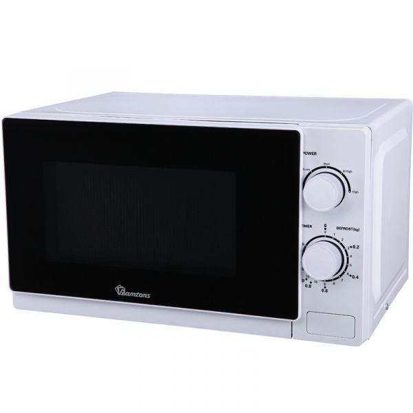 20 Liters Manual Microwave White- RM-339