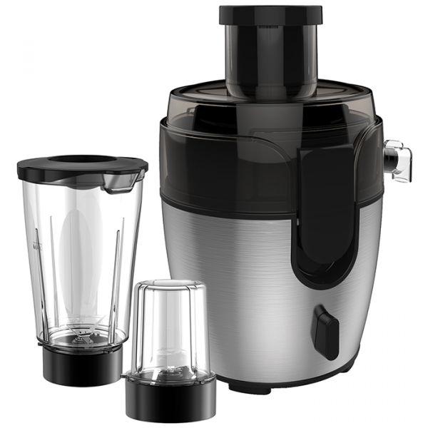 3 In 1 Juicer Blender Grinder Black Rm 541
