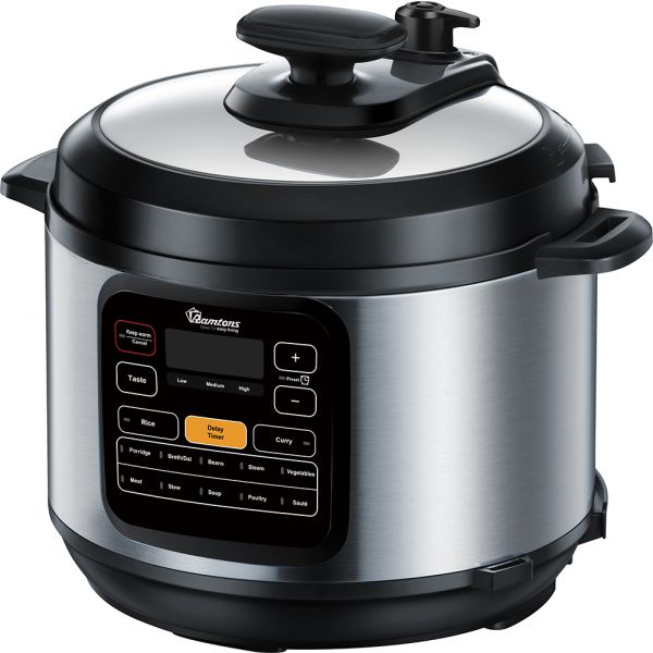 Buy Electric Pressure Cooker Online | Ramtons