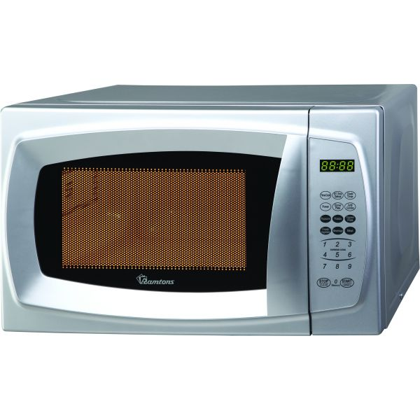 20 Liters Microwave Grill Silver Rm 310 Ramtons