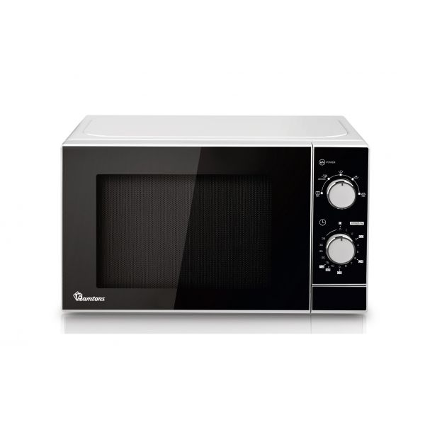 20 Liters Manual Microwave Black Rm 578