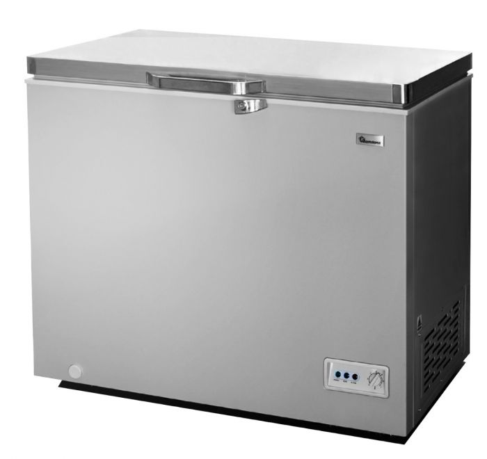 Ramtons Chest Freezer CF/237 in Kenya 190 LITERS CHEST FREEZER, GREY