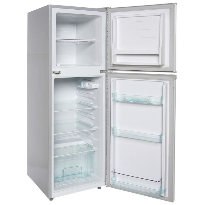 128 LITERS 2 DOOR DIRECT COOL FRIDGE, WHITE- RF/174