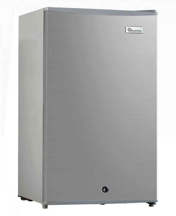 Ramtons Fridges RF/223 in Kenya 93 LITERS SINGLE DOOR FRIDGE, SILVER