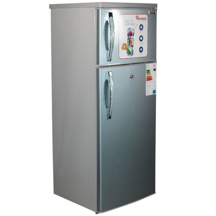 213 LITERS 2 DOOR DIRECT COOL FRIDGE, BLUE- RF/249
