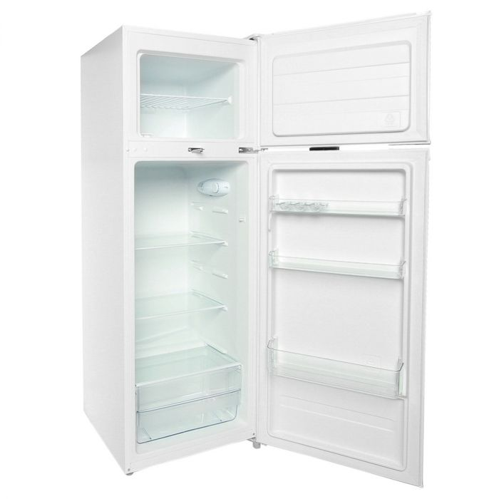 207 LITERS 2 DOOR DIRECT COOL FRIDGE, WHITE- RF/267
