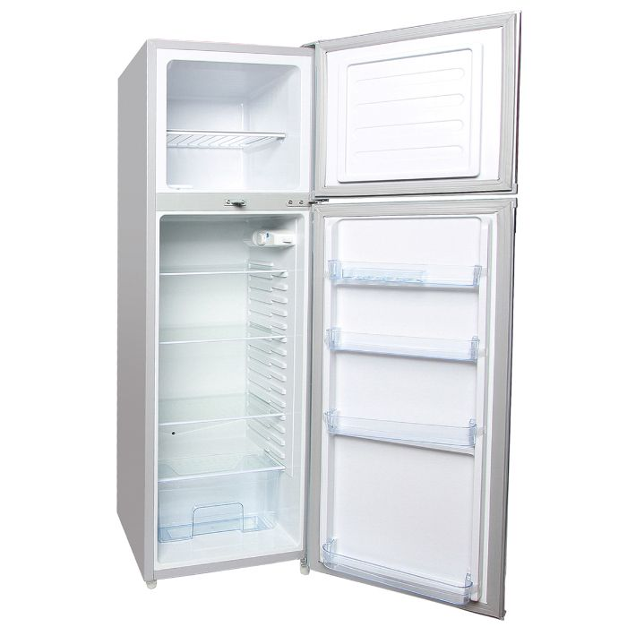 168 LITERS 2 DOOR DIRECT COOL FRIDGE, BLUE- RF/270