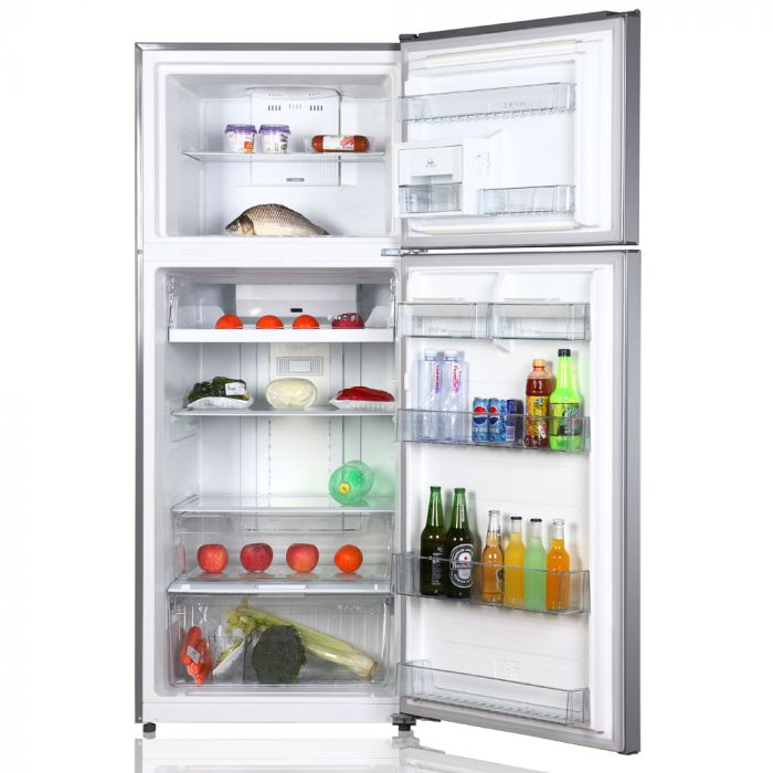 511 LITERS DOUBLE DOOR NO FROST FRIDGE, WHITE- RF/292