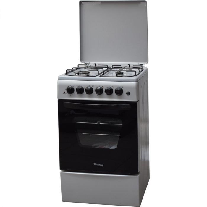Ramtons Cooker RF/316 in Kenya 4GAS+ELECTRIC OVEN 50X50 SILVER COOKER
