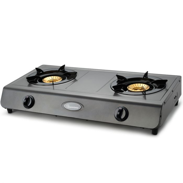 Ramtons Table top gas cooker RG/501 in Kenya TEFLON, 2 BURNER, GAS COOKER