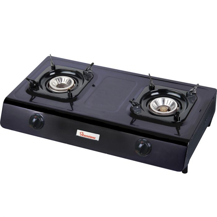 Ramtons Table top gas cooker RG/516 in Kenya TEFLON, 2 BURNER, GAS COOKER