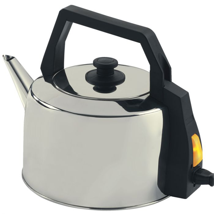 RAMTONS Electric Kettle RM/262 in Kenya STAINLESS STEEL ELECTRIC TRADITIONAL KETTLE, 3.5 LITRES CAPACITY