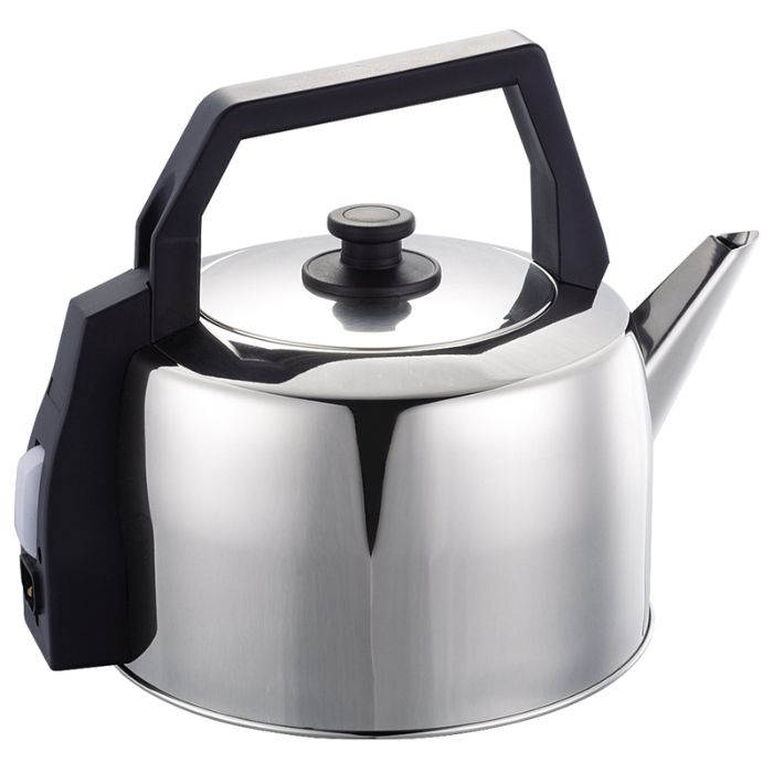 RAMTONS Electric Kettle RM/270 in Kenya STAINLESS STEEL ELECTRIC TRADITIONAL KETTLE, 1.8 LITRES CAPACITY