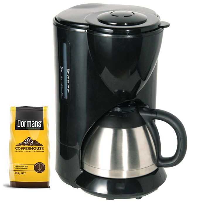 RAMTONS Coffee maker RM/376 in Kenya BLACK, COFFEE MAKER
