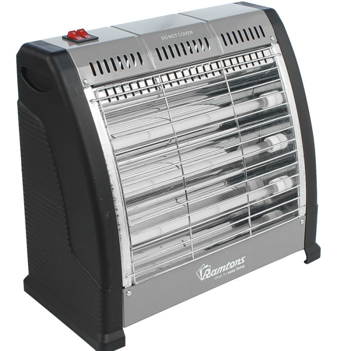 RAMTONS Heater RM/469 in Kenya SILVER, QUARTZ HEATER