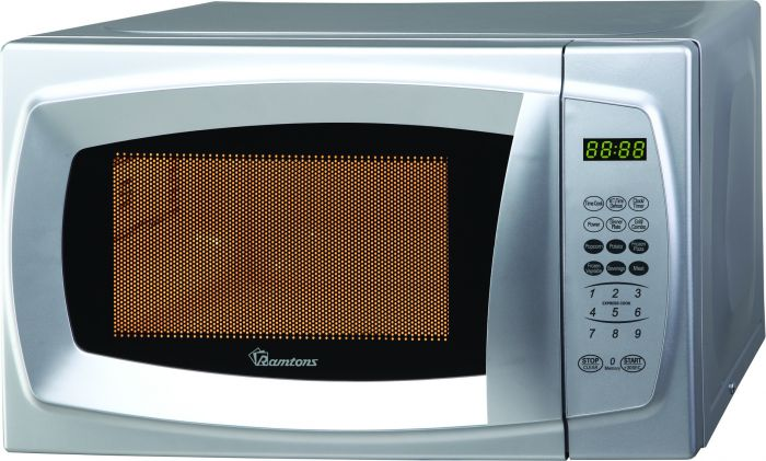 20 LITERS DIGITAL MICROWAVE SILVER- RM/320