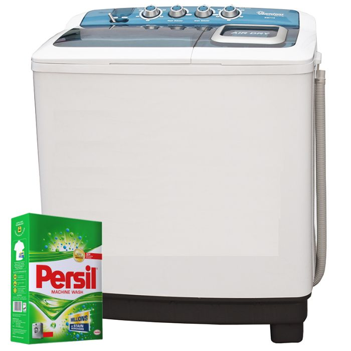 Ramtons Washing Machine RW/116 in Kenya Top Load Semi Automatic 10Kg/8.5Kg Twin Tub Washer WASHING MACHINE