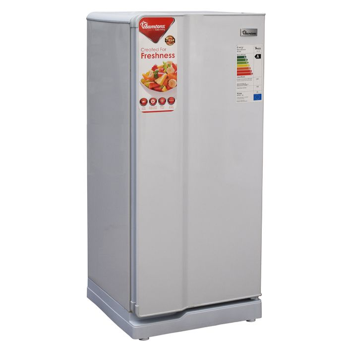 170 LITERS SINGLE DOOR DIRECT COOL FRIDGE, WHITE- RF/218
