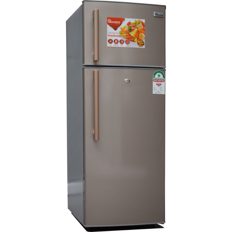 213 LITERS 2 DOOR DIRECT COOL FRIDGE, CHAMPAGNE- RF/243