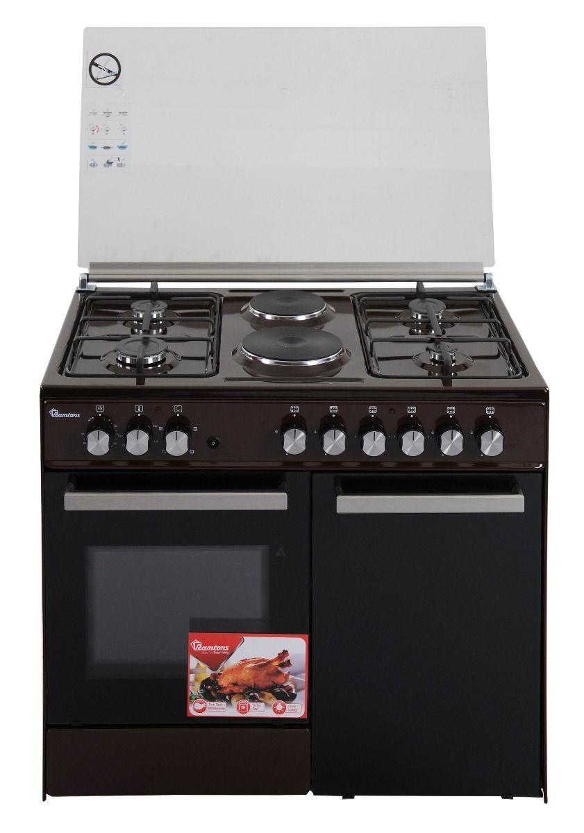 Ramtons Cooker RF/490 in Kenya 4G+2E 90X60 Brown Cooker
