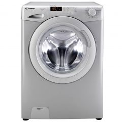 FRONT LOAD CANDY 8KG WASHER, SILVER- CW/101