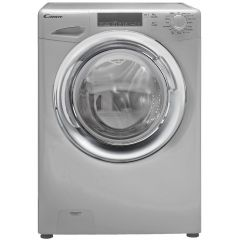 FRONT LOAD CANDY 9KG WASHER, SILVER- CW/102