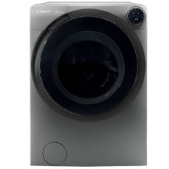 FRONT LOAD CANDY 9KG WASHER, SILVER- CW/103