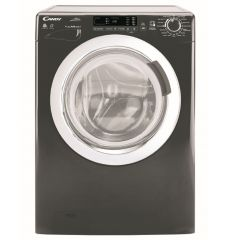 FRONT LOAD CANDY 9KG WASHER, 6KG DRYER, SILVER- CW/104