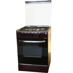 3G+1E 55X55 RED COOKER- EB/306