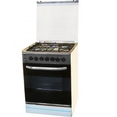 3G+1E 50X55 STAINLESS STEEL COOKER- EB/307