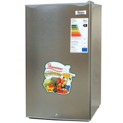 90 LITERS SINGLE DOOR FRIDGE, TITAN SILVER- RF/256
