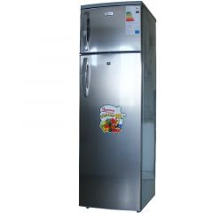 263 LITERS 2 DOOR DIRECT COOL FRIDGE, TITAN SILVER- RF/261