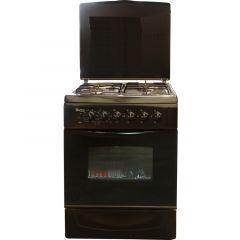 3G+1E 50X55 BLACK COOKER- RF/314