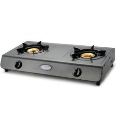 GAS COOKER 2 BURNER TEFLON- RG/501