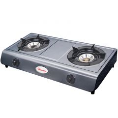 GAS COOKER 2 BURNER STAINLESS STEEL- RG/515