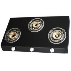 GAS COOKER 3 BURNER TEFLON- RG/531
