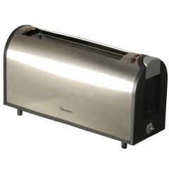 2 SLICE POP UP TOASTER STAINLESS STEEL- RM/196