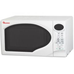23 LITERS MICROWAVE+GRILL WHITE- RM/236