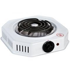 SPIRAL PLATE COOKER 1 BURNER WHITE- RM/250