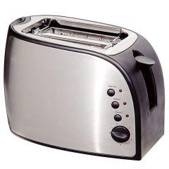 2 SLICE POP UP TOASTER STAINLESS STEEL- RM/258