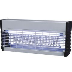 WHITE AND BLACK, ELECTRONIC INSECT KILLER- RM/279