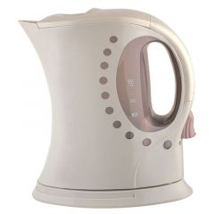 CORDLESS ELECTRIC KETTLE 1 LITER WHITE- RM/297