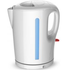 CORDED ELECTRIC KETTLE 1.7 LITERS WHITE- RM/298
