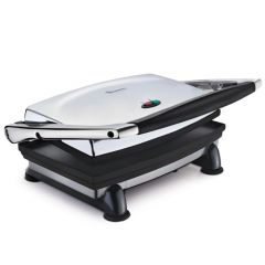 PANINI MAKER SANDWICH PRESS METAL TOP- RM/307