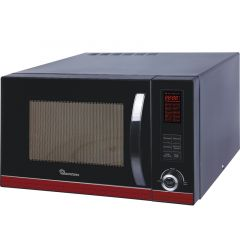 30 LITERS CONVECTION MICROWAVE BLACK- RM/327